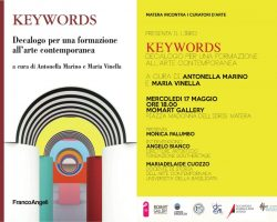 KEYWORDS. Decalogo per una formazione all'arte contemporanea