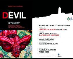 The DEVIL – presentazione del libro di Demetrio Paparoni