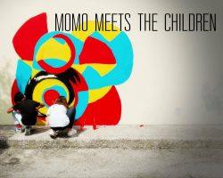 MOMO MEETS THE CHILDREN