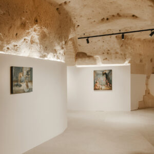 Momart Gallery / arch. Daniela Amoroso / photo © Pierangelo Laterza